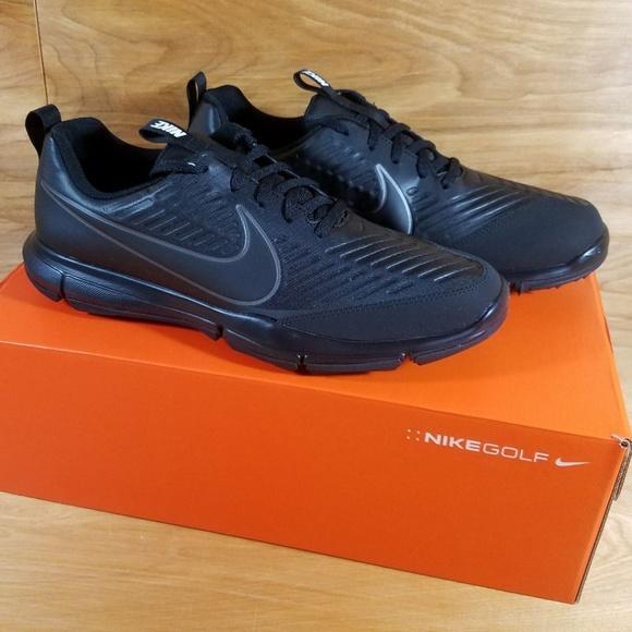 9e267863da Nike Shoes | Mens Sz 10 11 Explorer 2 Black Golf | Poshmark